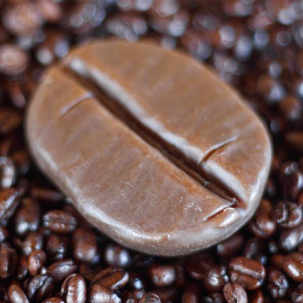 สบู่กาแฟสูตรผิวหน้า