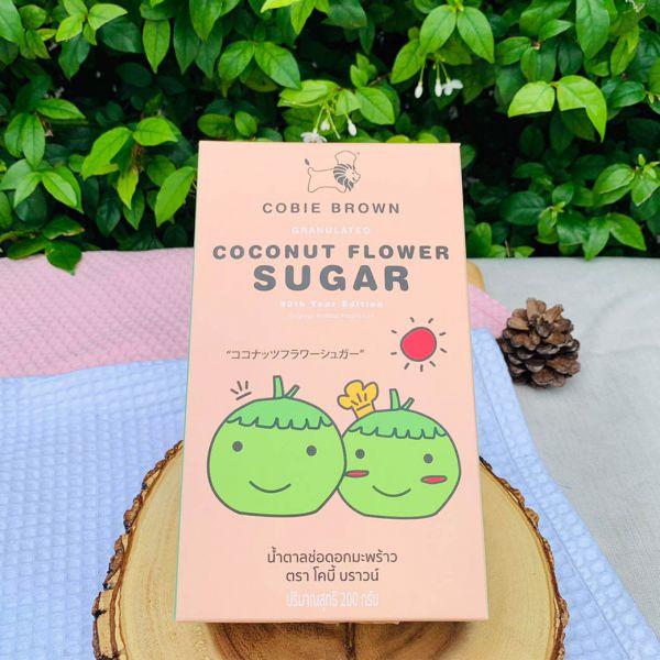 น้ำตาลช่อดอกมะพร้าว(แบบเกล็ด) 200 g
