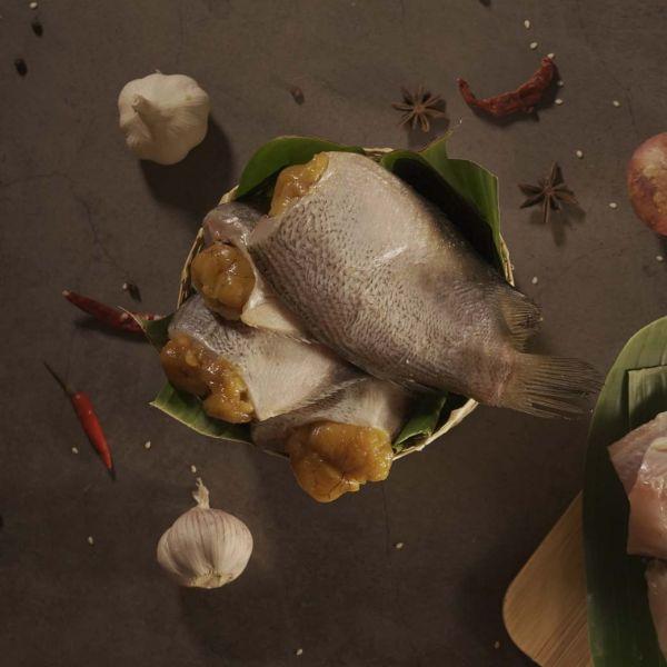 ปลาสลิดไข่
