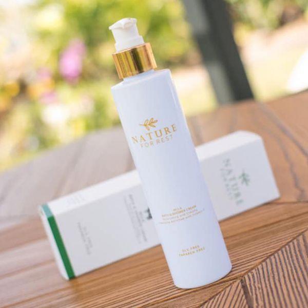 Milk Whitening Shower & Bath Cream