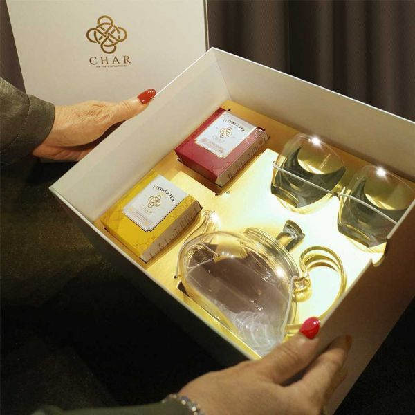 CHAR Extraordinary Gift for Every Occasion